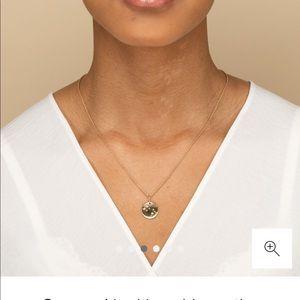 Cancer zodiac mejuri necklace